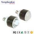 工業燈E27E40大功率超亮led鰭片球泡燈100W