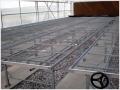 溫室大棚安裝移動苗床的特點