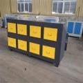 二級活性炭改造設備 活性炭吸附箱 二級活性炭