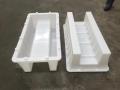 排水槽钢模具、急流槽模具批发、急流槽模具价格