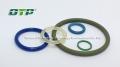 透明硅胶O型圈厂家
