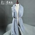 供应 2018新款羊绒围巾 供应时尚保暖品质围巾 加厚柔软围