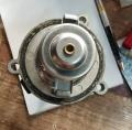 宝马X5 4.8发动机节温器水泵 助力泵发电机启动马达 进气