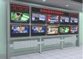 厂家直销监控屏幕电视墙操作台机柜播音桌非编台案 操作台电视墙