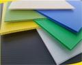 防静电中空板为何表面光洁不易出现划痕?
