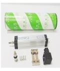 欧米克拉杆电子尺BWL1000MM电位器 电阻尺