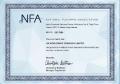 美国NFA牌照 黄金版准会员牌照办理流程