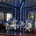 游乐园新型转马钱 旋转木马价格