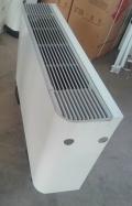 德州恒普厂家供应水冷卧式明装风机盘管