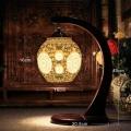 景德镇现代简约陶瓷复古中式灯具书房卧室床头壁灯阳台创意壁灯
