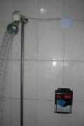 ic卡水控器,水控收费淋浴机,浴室洗澡打卡机