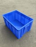 抚州乔丰塑料食品箱带盖面包箱供应
