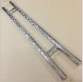304不锈钢圆管拉手常见的表面处理及其颜色介绍