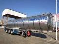中集万事达罐车生产厂家销售食用油罐车