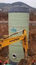 宿迁一体化污水提升泵站设计