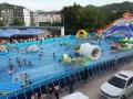 游泳池拆装式钢架水池成人游泳池水上乐园