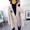 原单正品品牌服装尾货批发便宜杂款女士羊绒大衣批发
