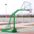 陕西室外标准凹箱篮球架厂家