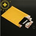 山东临沂供应白色牛皮纸PE气泡袋可印刷防震防水快递袋