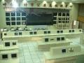 厂家电视墙操作台机柜豪华型电视墙播音桌非编台监控屏幕电视墙