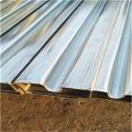 80*80镀锌方形凹槽管生产厂家