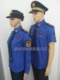 城管执法制服-2017(型)城管标志服装