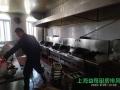 虹口区酒店厨房油烟机清洗效率高