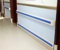 重庆152医用护墙板 pvc防撞护墙板 养老院走廊护墙板