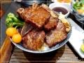 上海兀岛烧肉丼饭加盟, 食材丰富搭配