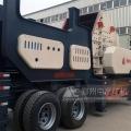 想投资一条时产500吨辉绿岩砂石生产线需要哪些设备?