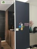 生产磁善家家用儿童画画书写创意磁性彩色黑板