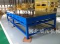 威岳铸铁平台的热处理工艺