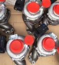 奔驰GLS350涡轮增压器642原厂增压机