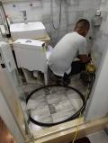 太原朝阳街疏通厕所下水道修马桶漏水