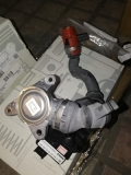 奔驰GL350废气阀排气阀通风管排气压力PVC阀机油