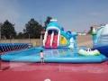 移动泳池大型支架游泳池