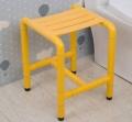 云南养老院卫生间无障碍老年人残疾人浴凳 不锈钢落地淋浴座凳