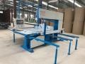 新型蜂窝纸板立切机,蜂窝纸板直切机厂家