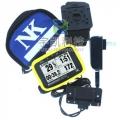 美国NK训练专用GPS赛艇划桨冲程记录仪