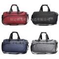 包袋定制 大容量单肩行李包 带鞋仓健身包 干湿分离运