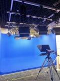 虚拟演播室系统的蓝箱隔音处理工作