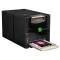 美可达E600-V8大幅面证卡打印机再转印高精度