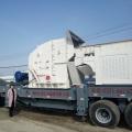时产300吨移动破碎站 建筑装修垃圾处理设备