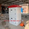 山东机井自动化灌溉射频卡控制器玻璃钢井房