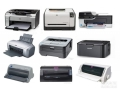 济南兄弟7057打印机换墨盒 7860加碳粉 墨粉