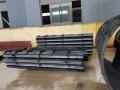 混凝土防撞墙模具厂家,预制遮板防撞墙模具价格