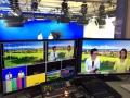 企业办公室转演播室 虚拟演播室搭建
