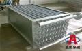 SRM450-3无缝翅片管散热器 发电厂取暖专用