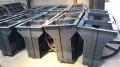 水泥隔离墩模具尺寸标准 预制隔离墩模具厂家报价