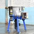广东PP颗粒混合调色一体机熔喷颗粒立式混色机现货上市